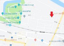 郭内小野駐車場 地図