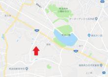 大谷駐車場地図